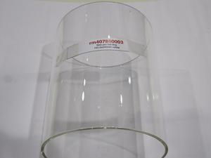 Náhradní sklo pro Hot Dog 193,5 průměr x240 výška