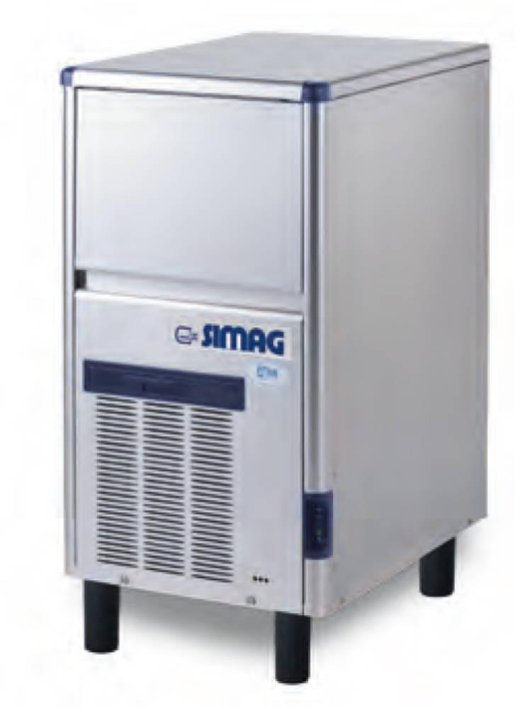 VÝROBNÍK LEDU SDE 34A chlazený vzduchem SDE34A